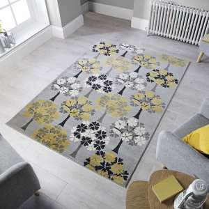 Cocktail Blossom Tree Rug