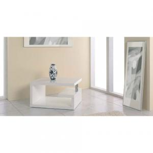 Geno Coffee Table Small In High Gloss White