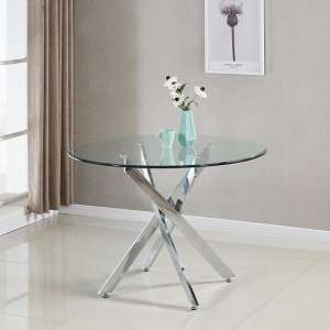 Glass Dining Tables UK | Up To 50% OFF | Furniture in Fashion