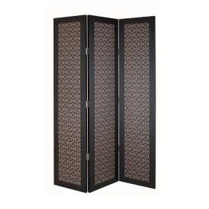 Dorris Canvas Room Divider Screen In Wisteria Floral Design