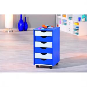 Beppo Chest of Drawers In Blue