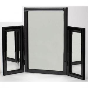 Black Dressing Table Mirror
