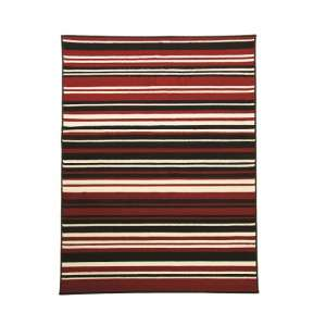 Element Prime Canterbury Red And Black Rug