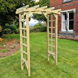 Finsbury Wooden 3Ft Arch