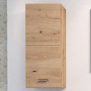 Gaep Wall Bathroom Storage Cabinet In Artisan Oak