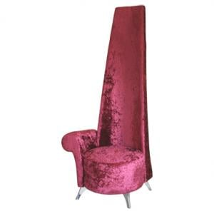 Luxury Crimson Potenza Chair