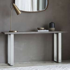 Huntington Console Table In Grey