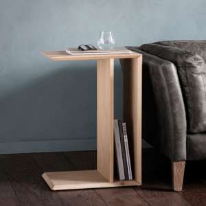 Milano Wooden Supper Side Table