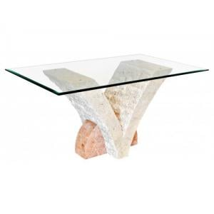 Uranie Stone Dining Table