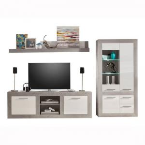 Entertainment units entertainment center furniture in fashion for The parkers tv show living room