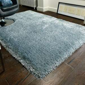 Pearl Duck Egg Rug