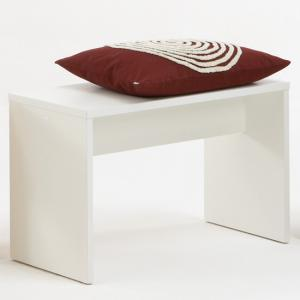 Pedro7 Modern White Bedroom Bench