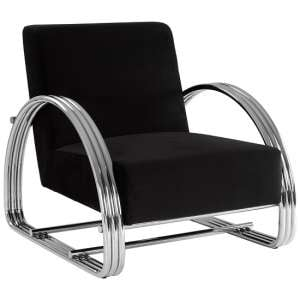 Markeb Leisure Chair In Black