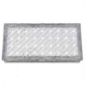 Recessed Rectangular Walkover Light With White LED