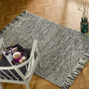 Retreat Maya Charcoal Mix Rug