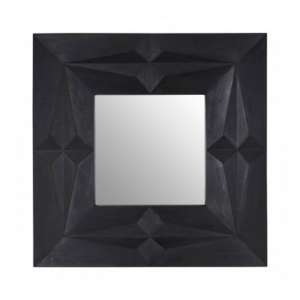 Sabara Wall Bedroom Mirror In Black Frame