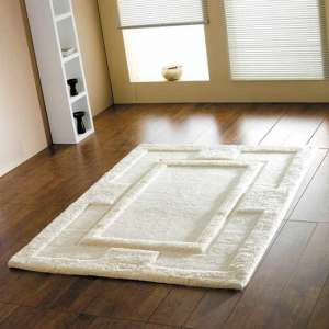 Sierra Apollo Ivory Oblong Rug