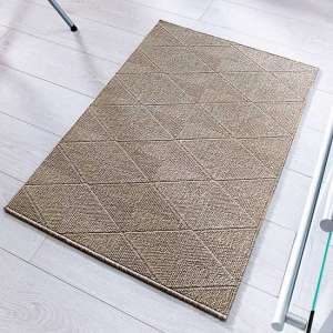 Skyline Petronas Brown Rug