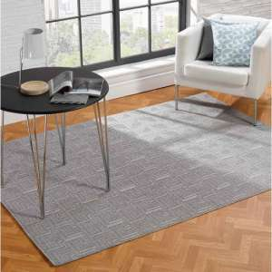 Skyline Pinacle Grey Rug