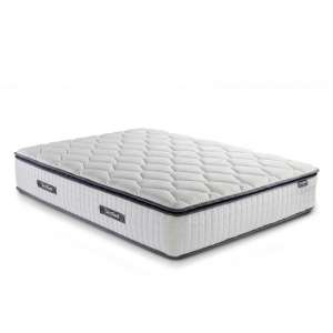 Modern SleepSoul Bliss Mattress In White