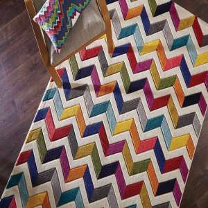 Spectrum Bolero Oblong Rug