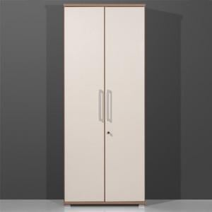 Vision Tall Lockable Royal Walnut Filing Cabinet