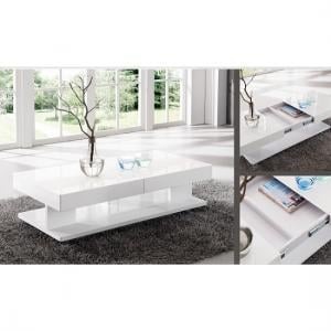 High Gloss Coffee Tables Uk With