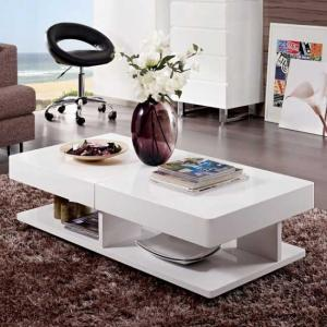 Verona Storage Coffee Table In High Gloss White_7