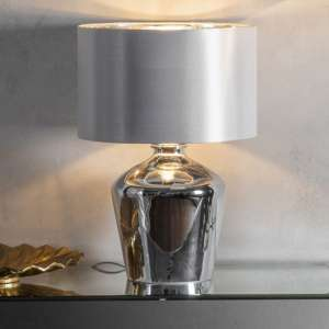Waldorf Table Lamp In Chrome